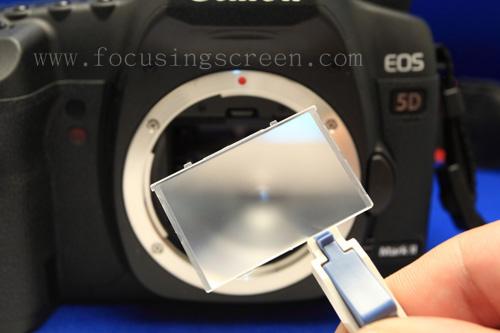 canon eos 5d mark ii eos 6d focusing screen installation instruction rh focusingscreen com Canon Cameras Best Focusing Screen