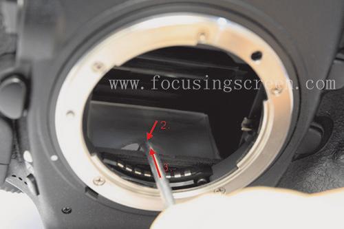 NIKON D850 D810 D800 D750 D600 D610 Df Focusing Screen